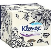 Kleenex Facial Tissues 3ply Cube 55's