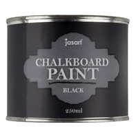 Jasart Chalk Paint Black 250mL