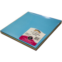 Rainbow Matt Squares 2 Sided 254mm 80GSM 120 Sheets