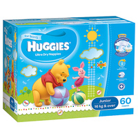 Huggies Junior Boy 60's