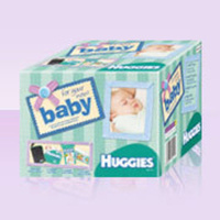 Huggies New Baby Gift Pack