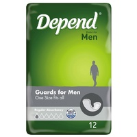 Depend Guards for Men 12's