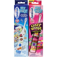 Kids Spinbrush Powered Toothbrush Pink