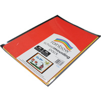 Rainbow School Mounting Pack A4 60 Sheets