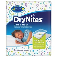 Huggies DryNites Bed Mats - 7 Pack