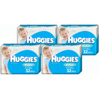 Huggies Walker Boy 4 x 32's