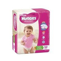 Huggies Walker Girl 32's
