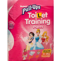 Huggies Pull-Ups Girls Size 3 (14 - 18KG) 13's