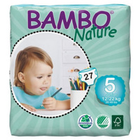 Bambo Nature Junior 12 - 22KG 27's Size 5