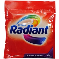 Radiant Laundry Powder Sachet 45g
