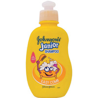 Johnson's Junior Easy Comb Shampoo 250ml