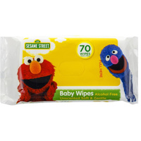 Sesame Street Wipes 70's