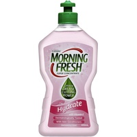 Morning Fresh Dishwashing Liquid Hydrate with Vitamin E 400mL