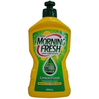 Morning Fresh Dishwashing Liquid Lemon Fresh 450mL