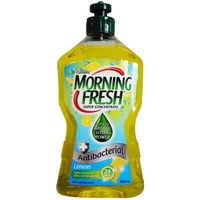 Morning Fresh Dishwashing Liquid Antibacterial Lemon 450mL