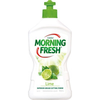 Morning Fresh Dishwashing Liquid Lime 400ml