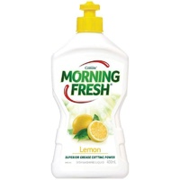 Morning Fresh Dishwashing Liquid Lemon 400ml