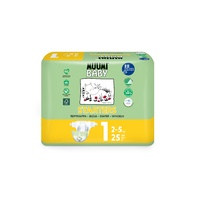 Muumi Nappies Newborn 2 - 5KG Size 1 25's
