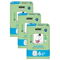 Muumi Nappy Pants Junior 12-20 KG Size 6 Carton 108's