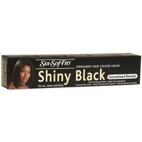 Sta Sof Fro Shiny Hair Colour Black 25ml