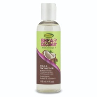 GroHealthy Shea & Coconut Oil 113mL (4oz)