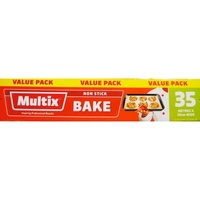 Multix Non Stick Baking Paper 35m