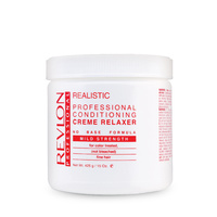 Revlon Realistic No-Base Conditioning Creme Relaxer Mild 425g (15oz)
