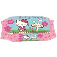 Hello Kitty Baby Wipes 80's