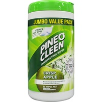 Pine O Cleen Disinfecting Wipes Crisp Apple 80's
