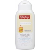 Fisher Price Newborn Sensitive Skin Cleanser & Shampoo 240mL