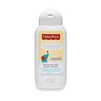 Fisher Price Newborn Sensitive Skin Body Lotion 240mL