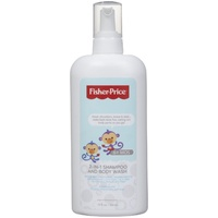 Fisher Price Infant 2-in-1 Shampoo & Body Wash 360mL