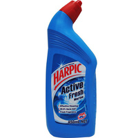 Harpic Active Fresh Marine 450mL