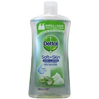 Dettol Foam Hand Wash Refill Aloe Vera Embrace 500mL