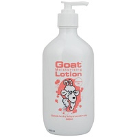 Goat Moisturising Lotion Coconut Oil 500mL