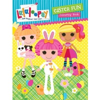 Lalaloopsy Sew Magical! Sew Cute! Colouring Book