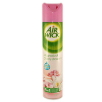 Air Wick Air Freshner 4 in 1 Magnolia & Cherry Blossom 185g