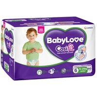 Baby Love Junior 15 - 25KG 60's