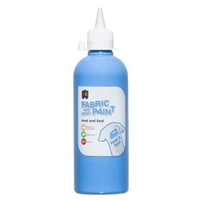 Fabric & Craft Paint Sky Blue 500mL