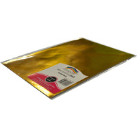 Rainbow Decorative Foil A4 40 Sheets