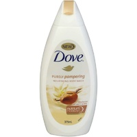 Dove Body Wash Shea Butter with Warm Vanilla 375ml