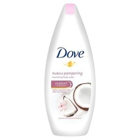 Dove Body Wash Coconut Milk with Jasmine Scent 375ml