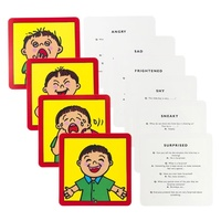 Emotions Cards Set of 10