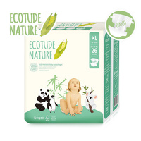 Ecotude Nappies Extra Large 13 - 18 KG 26's