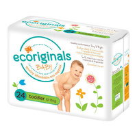 Ecoriginals Toddler 10 - 15KG 24's