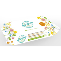 Ecoriginals Biodegradable Baby Wipes 70's