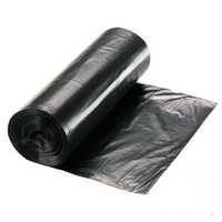 Garbage Bags 82L Black 50's