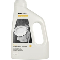 Ecostore Dishwasher Powder Lemon 1kg