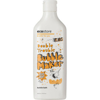 Ecostore Kids Bubble Bath Pear Pop 400mL