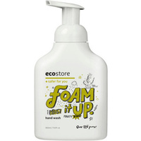 Ecostore Kids Foaming Hand Wash Fruity Zing 350mL